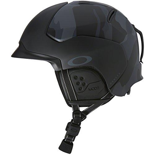 Oakley Mod5 Factory Pilot Snow Helmet, Matte Night Camo, - Camouflage Oakley