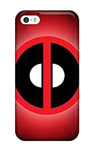 Best New Style Case Cover Deadpool Compatible With Iphone 5/5s Protection Case