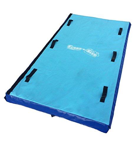 FLOAT-N-SLED – Swim Raft that Never Deflates, Pool Raft, River Raft, Camping Mat, Snow Sled and Pet (Float Platform)