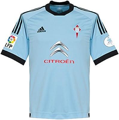adidas Camiseta Celta de Vigo 1ª 2013-14: Amazon.es: Deportes y ...