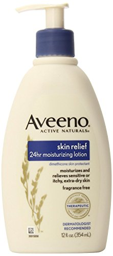 Aveeno Ff Moist Ltn Size 12z Aveeno Skin Relief Moisturizing Lotion