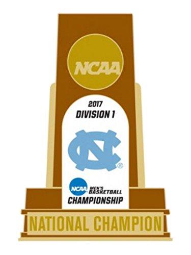 North Carolina Tar Heels Lapel Pins - WinCraft North Carolina Tar Heels 2017 NCAA Men's Basketball Champions Trophy Lapel Pin