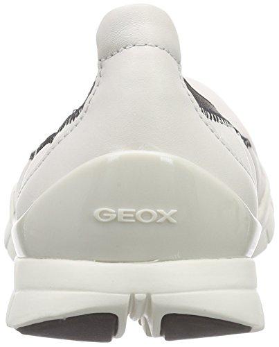 Geox Blancuzco Mujer Sukie D para Sujeción 7XgUxr7qw