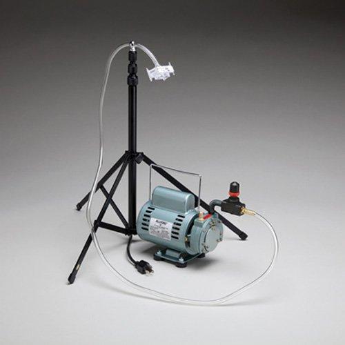 Allegro Industries 9801 T‐100 Jarless Sampling Rotary Vane Pump with Stand by Allegro Industries