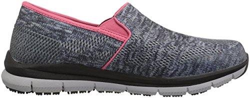 Pro Comfort Women's Textile Skechers Care Sr Flex Professional hc Health Blue Ii Shoe q1Znaw