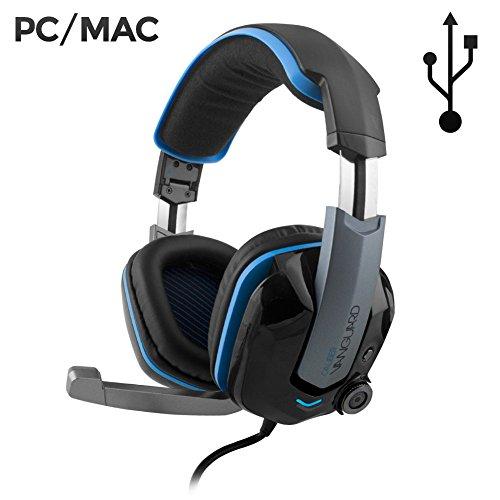 Ifrogz Video - iFrogz Caliber Vanguard Premium Gaming Headphones