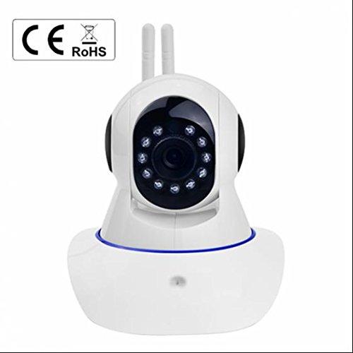 720P HD drahtlose ip kamera Alarmanlagen integrierte IR LEDs,Unterstützung Remote Playback,Remote Viewing Funktion,Cloud Video Recording,Schwenkbare ip kamera Alarmanlagen,P2P Baby Monitor