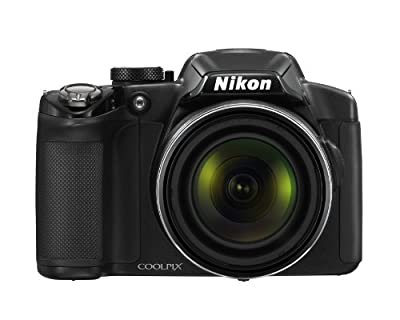 Nikon COOLPIX P510 16.1 MP CMOS Digital Camera with 42x Zoom NIKKOR ED Glass Lens and GPS Record Location