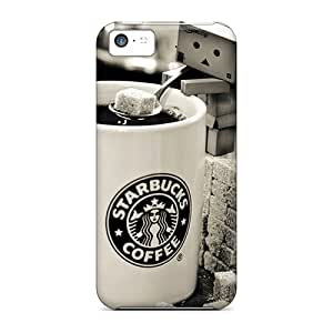 Iphone 5c Covers Cases - Eco-friendly Packaging(starbucks)