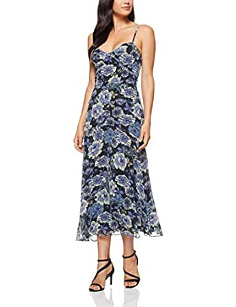 Cooper St Women's Floral Fantasy Midi Dress, Print, 10