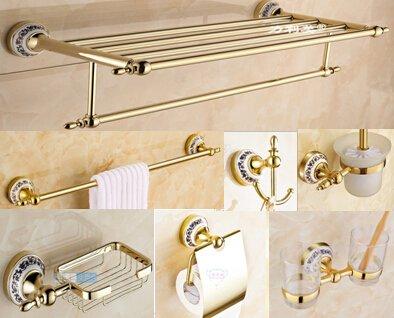 Bathae trasporto libero! accessori bagno mensola del tovagliolo