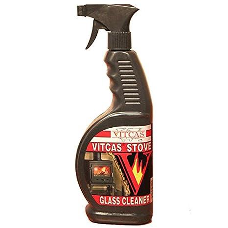 VITCAS estufa de limpiador 650 ml -30% Extra gratis: Amazon.es: Bricolaje y herramientas