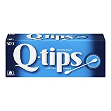Q-Tips  Cotton Swabs 500 Count