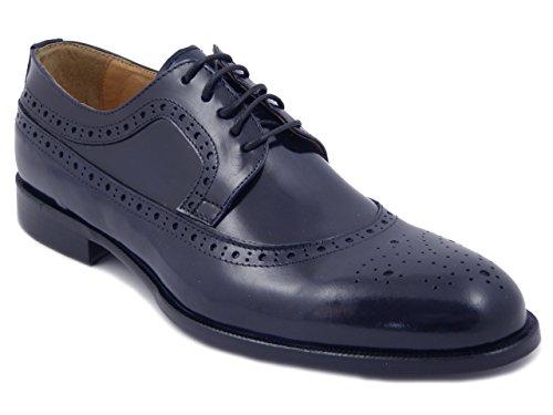 homme OSVALDO ville Chaussures PERICOLI lacets à pour de a0aF4