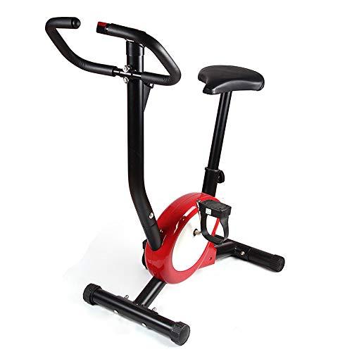 WVIVW Ultrasport F-Bike Advanced, fietstrainer, opvouwbare hometrainer met trainingscomputer en handhartslagsensoren…
