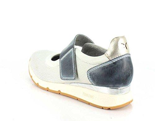 Pikolinos Womens Mundaka W0j-6590c1 Sneaker Denim / Wit