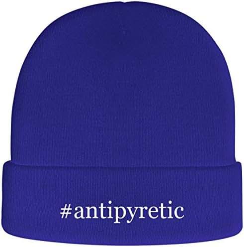 One Legging it Around #Antipyretic - Soft Hashtag Adult Beanie Cap