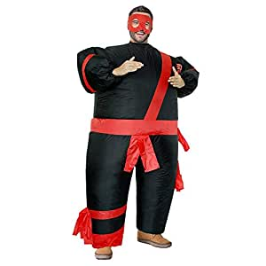 DEGH Disfraz de Disfraces de Halloween para Adultos con ...