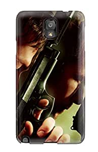5338123K56760732 Protective Tpu Case With Fashion Design For Galaxy Note 3 (the Boondock Saints)