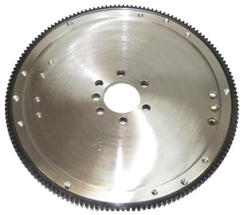 PRW 1630581 SFI-Rated 31 lbs. 153 Teeth External Balance Billet Steel Flywheel for Chevy 305-350 1986-92 - Flywheel Steel 153 Teeth