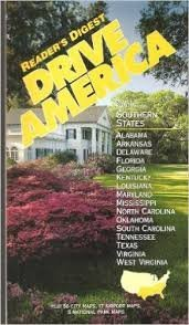 Drive America  Road Atlas Southern States With 56 City Maps  17 Airport Maps  5 National Park Maps