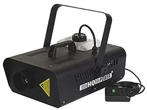 HQ Power VDL1200SM 1200W - Máquina de humo (530 x 260 x 280 mm)
