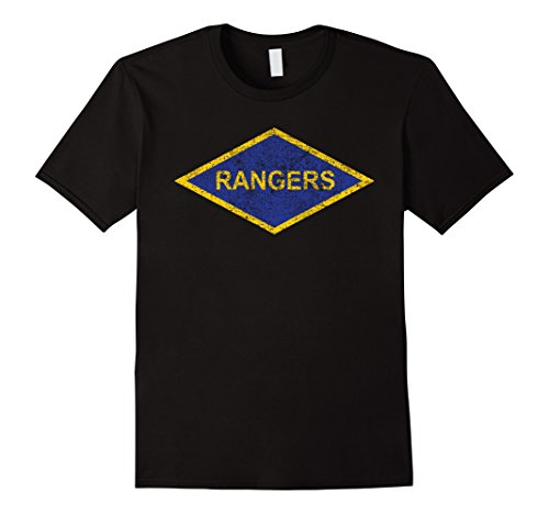 Army Rangers Diamond Shirt]()
