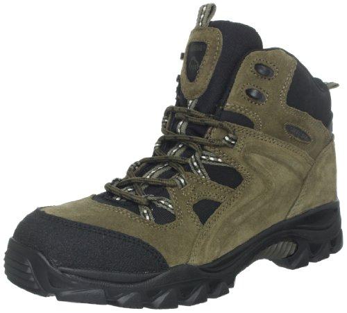 Hiking Steel Toe Hiking Boots - Wolverine Men's W04624 Brighton Steel-Toe Boot, Black, 8 M US
