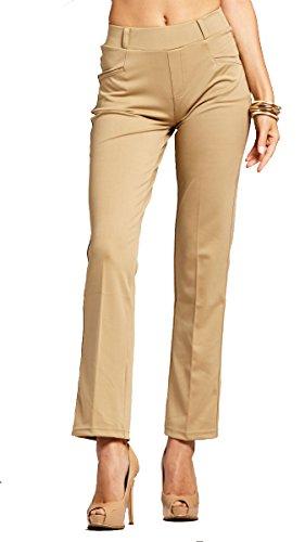 Pinstripe Slim Pant - 1