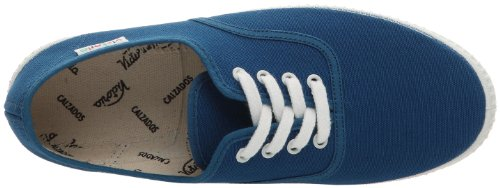 Victoria Unisex Azul Indigo Lona 6613 Zapatillas Tela Inglesa de rSwZ6qYrx