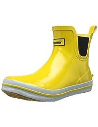 Kamik Women's Sharon Ankle-High Rain Boot