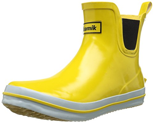 Boot Yellow Rain Ankle High Sharon Women's Kamik nfvRSH87xW