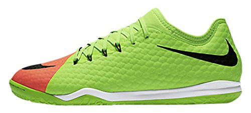 Nike Hypervenomx Finale II IC, Scarpe da Calcio Uomo Verde (Electric Green/black-hyper Orange-bright Mango)