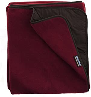 product image for Mambe Large Essential 100% Waterproof/Windproof Stadium, Camping, Picnic and Outdoor Blanket Made in The USA