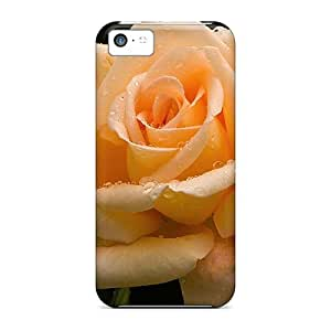 fenglinlinipod touch 4 Cases Covers - Slim Fit Protector Shock Absorbent Cases (roses Are Red Violets Are Blue)