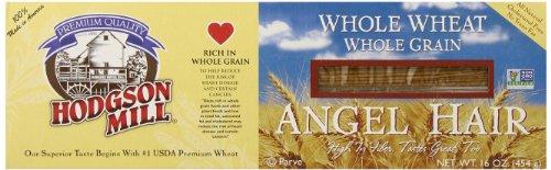 whole wheat angel hair pasta - 1