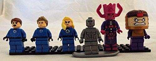 all lego marvel minifigures - 9