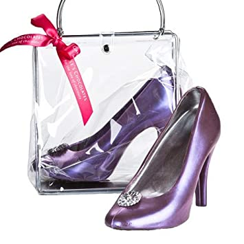 938a5a289b36 Image Unavailable. Image not available for. Color  Chocolate High Heel ...