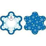 Carson Dellosa Snowflakes Cut-Outs (120032)