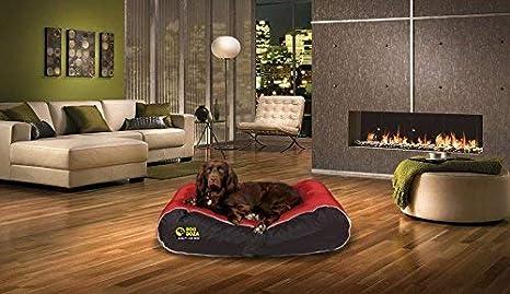 Dog Doza - Caja de Cama Impermeable para Perro: Amazon.es: Productos para mascotas