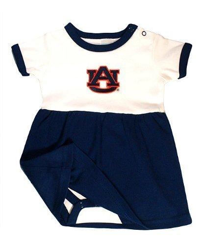 Auburn Tigers Baby Einteiler Kleid von DHM Kids