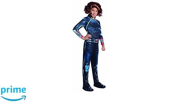 Rubies Intex/ Talla M /it610444-m Disfraz de Negra Avengers 2/Deluxe