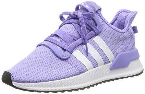 adidas Women's Low-Top, Violett (Active Purple/Footwear White/Core Black 0), 6.5 UK