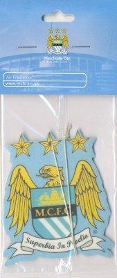 Manchester City F.C. Car Air Freshener Man City