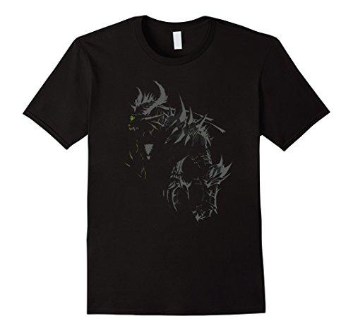 Mens Official Guild Wars 2: Heart of Thorns Rytlock T-shirt 2XL (Guild Wars Shirt)