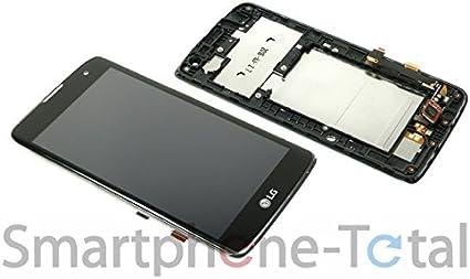 NG de Mobile Original LG K7 X210 pantalla LCD Cover (Cristal, táctil), color negro: Amazon.es: Electrónica