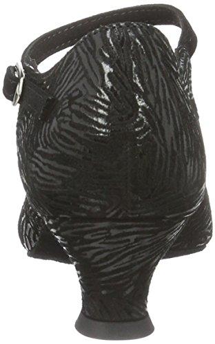 Diamant Damen Tanzschuhe 001-012-242, Escarpins Femme, Noir (Oild Antique 53), 36 EU