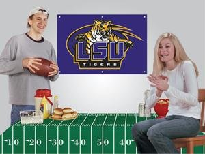 Ncaa Party Kit (NCAA LSU Tigers Party Kit)