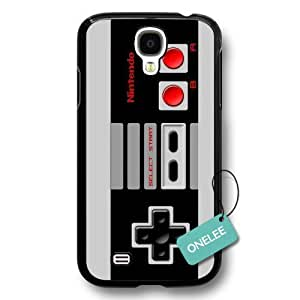 diy case - Old School NES Nintendo Controller Samsung Galaxy S4 Case & Cover - Black 2