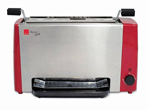Ronco Ready Grill, Red